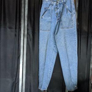 VTG Vintage Guess 5 button fly Jean pants